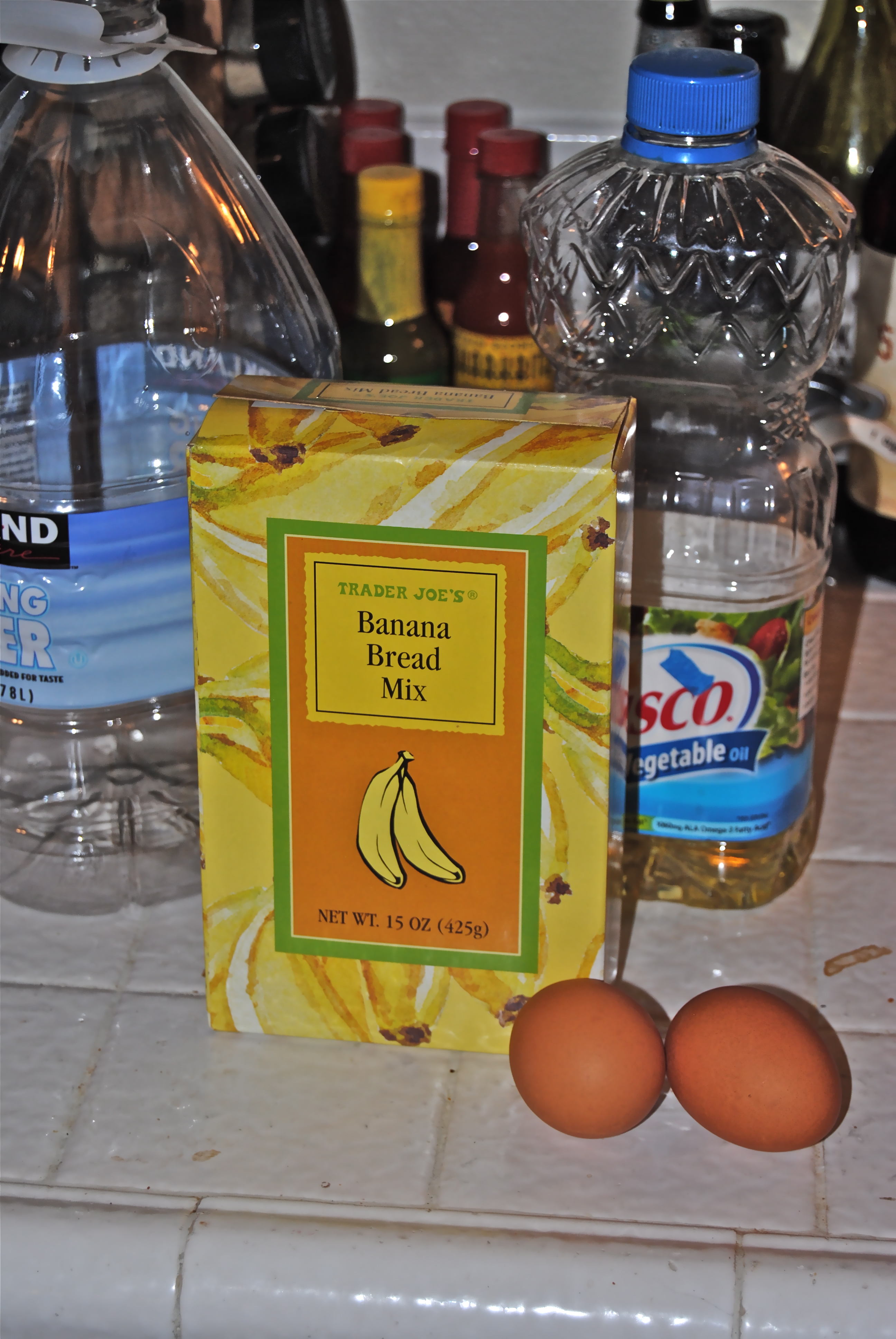 Trader Joes Banana Bread Mix Kitchenpsychology